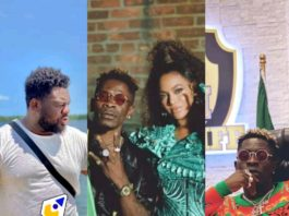 Beyonce never came to Ghana for the ALREADY music video shoot - Shatta Wale's manager, Bulldog reveals