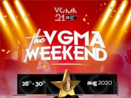 """Date for Vodafone Ghana Music Awards(VGMA) 2020 finally announced """"Music is Still Allowed"""""""